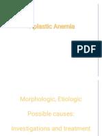 Ppt Anemia Aplastic India 2018