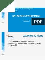 Praktikum Session 1-Database Environment RevGanjil1718