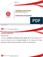 audit case study