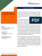 Paint Industry Analysis