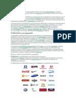 PUBLICIDAD Y RELACION CON LOS ESTEREOTIPOS