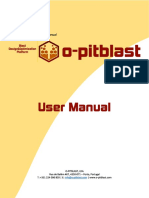 O-Pitblast Manual v2.0