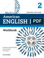 American.english.file Level.2 2e WB 2013 89p