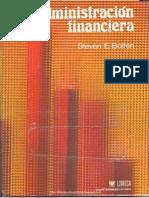 Administraci+¦n Financiera - BOLTEN