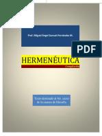 HERMENEUTICA FILOSOFICA