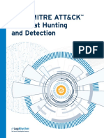 Uws Using Mitre Attack in Threat Hunting and Detection White Paper