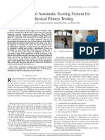 RFID-Based Automatic Scoring System for Physical Fitness Testing
