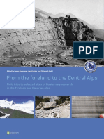 From the foreland to the Central Alps.pdf