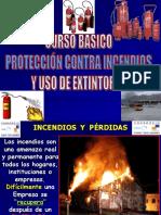 Capacitación de Extintores CCT. CQ. 2012