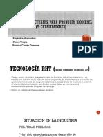 Tecnologías actuales para producir biodiesel.pptx