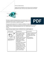tipos de rotores en ventiladores centrifugos