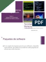 Software de productividad
