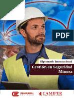 Diplomado Gestion en Seguridad Minera