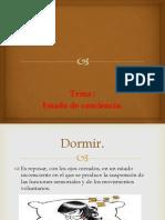 Exposicion Psicologia General.
