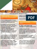 HOJA DOMINICAL - 16 de Junio SANTISIMA TRINIDAD.pdf