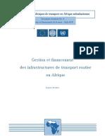 Programme de politiques de transport en Afrique subsaharienne