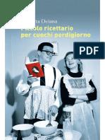 Roberta Deiana - Piccolo Ricettario Per Cuochi Perdigiorno