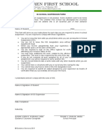 ISS Form