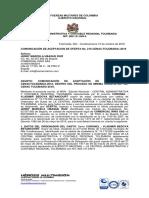 Aceptacion de Oferta Mc 216-Cenactolemaida-2018