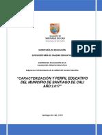Caracterizacion y Perfil Educativo 2017 (1)