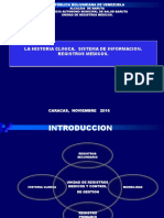 Historia Clinica-sistema de Informacion