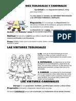 263328479 Las Virtudes Teologales y Cardinales Clase 3º Grado