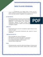 281457951 Elaboracion de Desinfectante de Pino