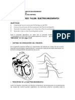 Fundamentos de La Electrocardiografia