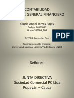 Informe General Financiero