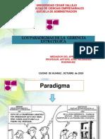 Paradigmas Gerenciales UCV HUARAZ