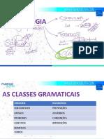 1 Classes Gramaticais