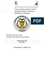 Amán Andrés Compañías Pluripersonales en Ecuador 24-10-2019