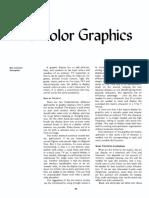 Byte-TV Color Graphics