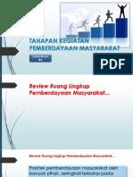 TAHAPAN KEGIATAN PEMBERDAYAAN MASYARAKAT (Budi).pptx