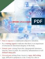 CNS Opioids Nursing