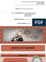 Modelo Maximin
