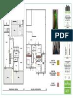 Planos Puertas y Closet
