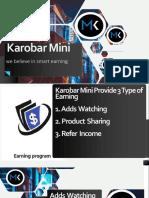 Karobar Mini How Join
