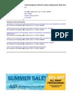 [Doi 10.1063_1.4990921] Widodo, ; Rasyid, Faeruz Maulana -- AIP Conference Proceedings [Author(s) 1ST INTERNATIONAL GEO-ELECTROMAGNETIC WORKSHOP (GEO-EM 2017)- Proceedings of 1st Internati