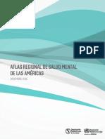 Atlas regional de salud mental