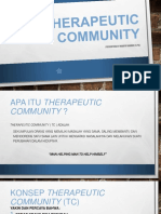 Therapeutic Community by Wrpsy