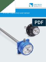 Esmart Capacitive Level Sensor