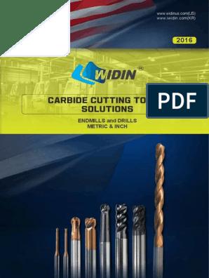 5376 CARBIDE Drill ST//FL 11//32