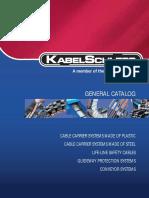 Kabelschlepp - General Catalog