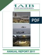 MAIB - Annual Report 2011