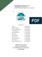laporan Praktikum Bioklin