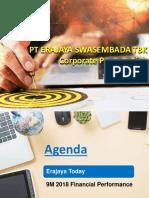 Corporate Presentation INVESTOR