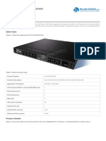 c1 Cisco4331 k9 Datasheet