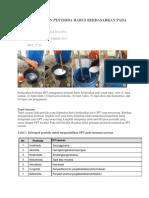 Penggunaan Pestisida Harus Berdasarkan Pada Enam Tepat