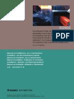 Ceda ID2402 Manual